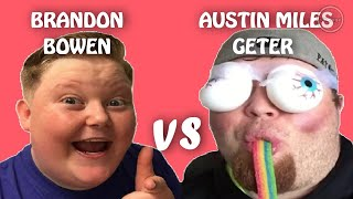 Brandon Bowen Vs Austin Geter (W/Titles) Best Vine Comedy 2017 - Vine Age✔