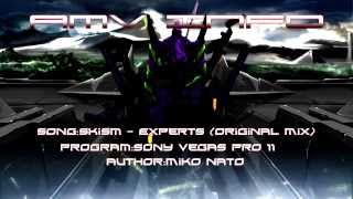 AMV Evangelion (DUBSTEP-Epileptics) Skism Experts (Original Mix)