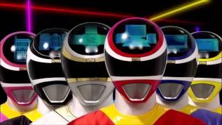 Megaranger - Don't Stop! MegaSilver (Instrumental)