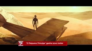 O Pequeno Príncipe ganha novo trailer - Rapidinhas: Notícia em 1 minuto