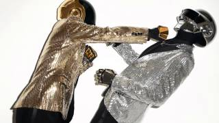 Terry Richardson & Daft Punk & Gisele (photoshoot)