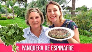 RECEITA COM ESPINAFRE FÁCIL 4 INGREDIENTES