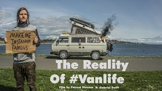 The Reality of #VanLife - Full Documentary Comedy Movie - 2018 width=