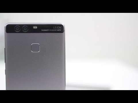 Huawei P9 مراجعة جهاز