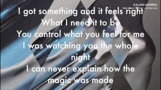 Calvin Harris  - Together ft. Gwen Stefani Lyrics Video