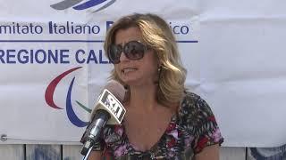 CROTONE: STAFFETTA PARALIMPICA 2021 AL CLUB VELICO DI CROTONE