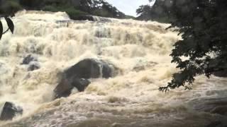 Cachoeira de Bicuíba, Rio Glória