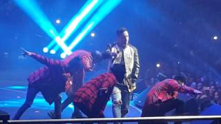 J. Balvin Ginza live staples center calibash 2016