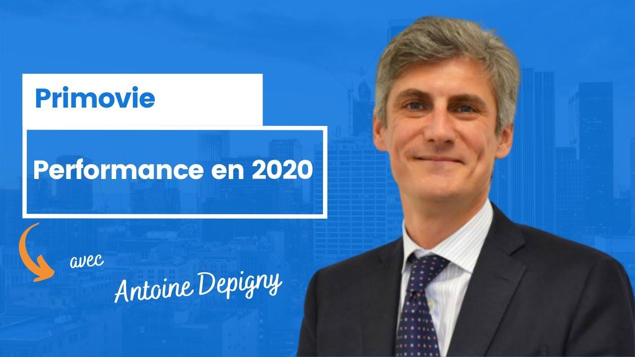Performance de Primovie en 2020