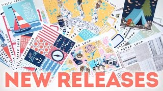 New Releases // Traveler, Sail Away, Great Outdoors