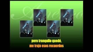 Américo - Me olvidé de tu amor (Karaoke)