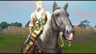 Lil Nas X - Old Town Road [A Fortnite Montage]