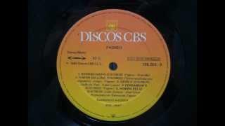 Fagner - Pensamento (LP/1982)