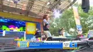 LMFAO   Sexy And I Know It Live At 2012 Good Morning America Concert