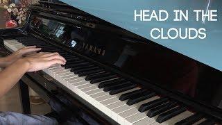 Joji - Head In The Clouds Piano Cover