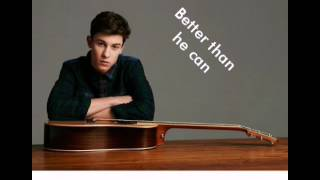 Treat you Better By Shawn Mendes (LYRICS)