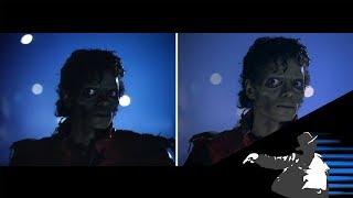 Michael Jackson's Thriller - DVD VS BluRay