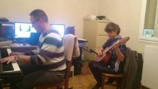 Duo Guitare-Clavier  Harold Faltermeyer - Memories - TOP GUN