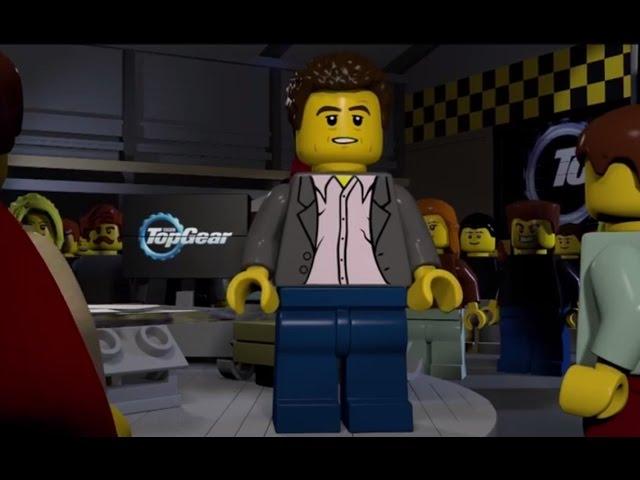 LEGO Top Gear | BBC