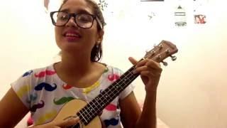 Antología - Shakira (Ukulele cover Nicole Micaela)
