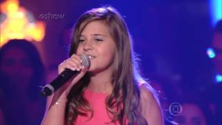 Iris Pereira, Laís Amaro e Maria Fernanda da Costa cantam 'Quando Você Passa' no The Voice Kids