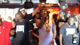 Ballgreezy performs Shone