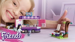 Emma Inspires an Art Trend - LEGO Friends - Heartlake City Missions