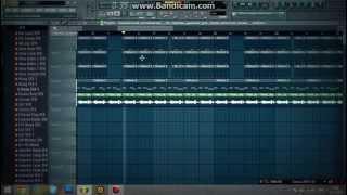 ГАМОРА - ДЫХАНИЕ УЛИЦ (Fl Studio instrumental)