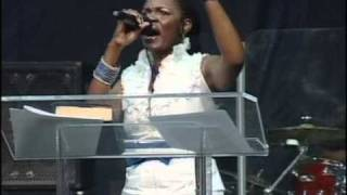 New Gospel Music 2015 Naa-Dedei Ellis- Igwe Medley Doncaster Youth Conference