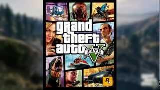 GTA V - OFFICIAL COVER ART!!!