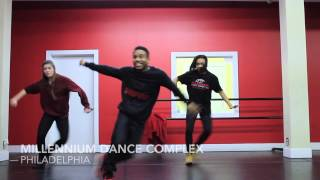 Virgil Gadson at Millennium Dance Studio Philly - Live-Offline.com