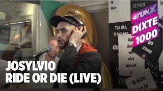 JOSYLVIO DOET LIVE VERSIE VAN 'RIDE OR DIE' TIJDENS #DiXte1000
