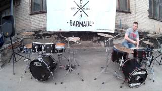 Dillon Francis & Dj Snake – Get Low (live drum cover)