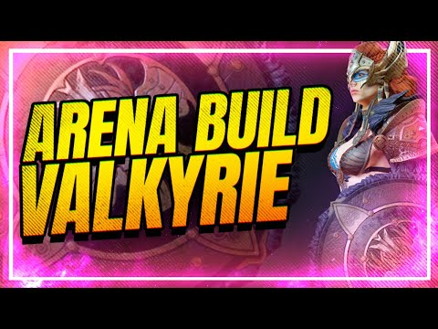 Valkyrie Arena Support Utility! | RAID Shadow Legends