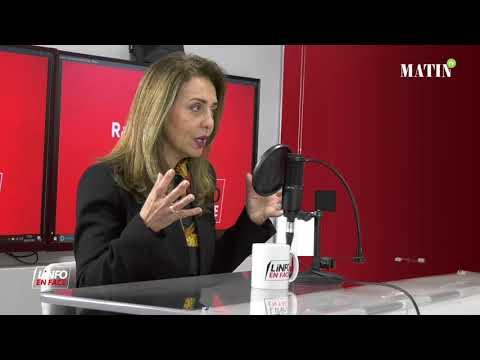 Video : L'Info en Face avec Leila Farah Mokaddem