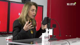L'Info en Face avec Leila Farah Mokaddem