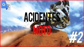 Acidentes de Moto Super Engraçados - Narrado pelo Google Tradutor - PARTE 2 ( Canal Loko Troco )