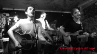 """BEL PLAINE """"Lifeboat"""" avec paroles live@Transmusicales Rennes - Bars en Trans"""