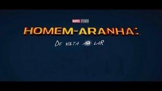 Homem Aranha: De Volta ao Lar - Trailer Dublado 60FPS
