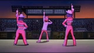 Buddy G : Live Life Like A Cowboy [HD] Scooby Doo Shaggy's Showdown