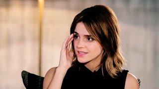 Emma Watson responde a acusações de que Bela tem Síndrome de Estocolmo [LEGENDADO]