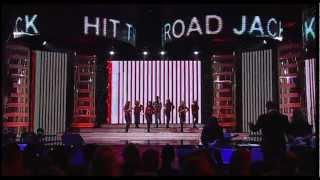 """LRT """"Auksinis balsas-1"""": Ruslanas Kirilkinas - Hit The Road Jack"""