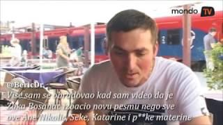 Zoka Bosanac čita tvitove o sebi   Mondo TV