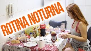MINHA ROTINA NOTURNA | Nightly Routine por Nayara Rattacasso