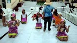 A Sementinha - Coreografia crianças da AD Varjota - Ce