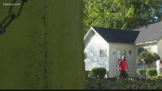 Family coping after home invasion