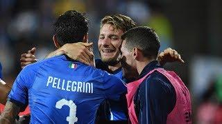 Highlights: Finlandia-Italia 1-2 (8 settembre 2019)
