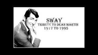 "Dean Martin ""Sway"" (With Lyrics)"
