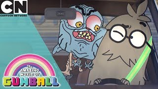 The Amazing World of Gumball   This is How Far He's Prepared to Go   Cartoon Network