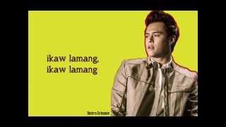 Ikaw Lamang- Enrique Gil (with lyrics)